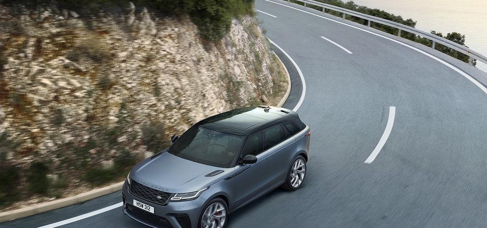 Le Range Rover Velar a une version pour tout le monde
