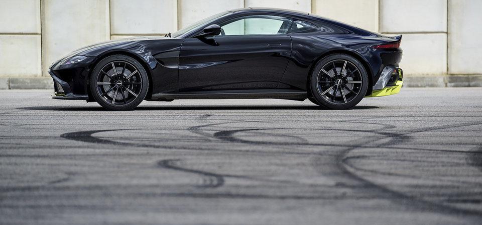 L'Aston Martin Vantage 2019: une performance de classe mondiale