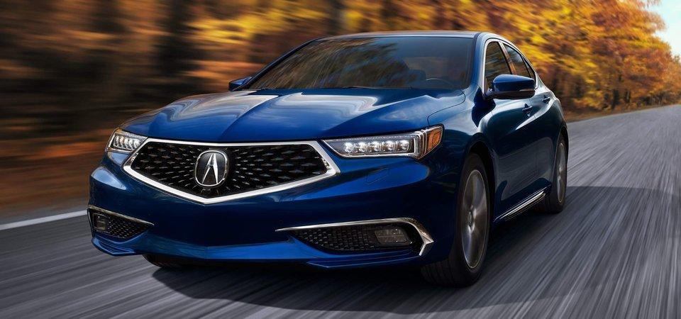 Acura TLX 2019 : une voiture à découvrir