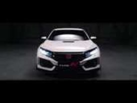 The Honda Civic Type R Reveal