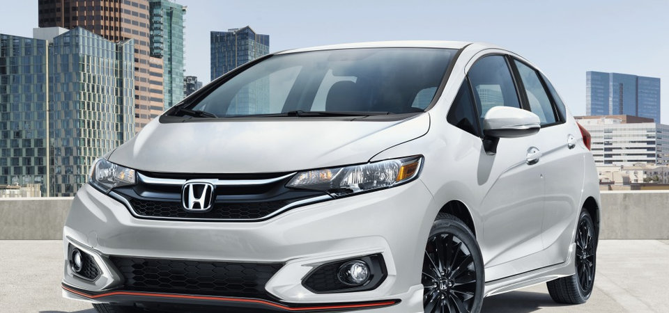 2019 Honda Fit: Even More Impressive Safety