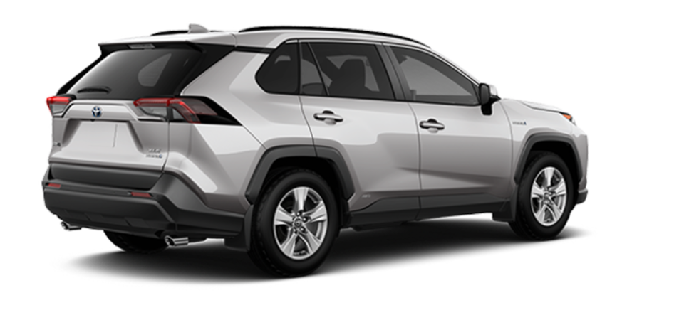 Gander Toyota Used 2020 Toyota Rav4 Hybrid Xle Awd