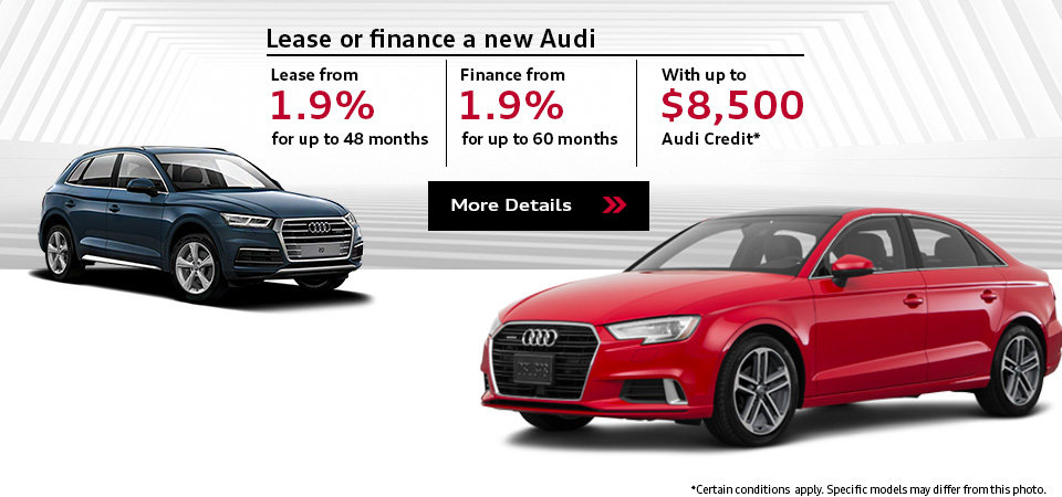 Audi's Monthly Event