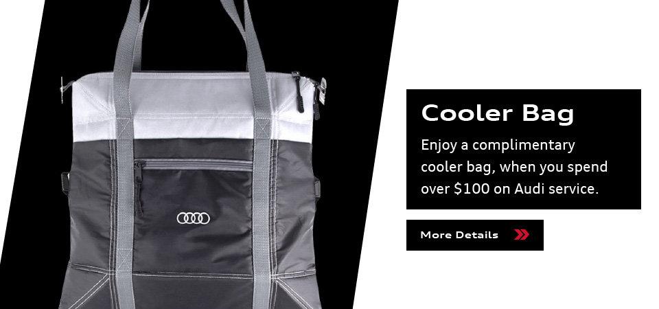 Cooler Bag (Slider)