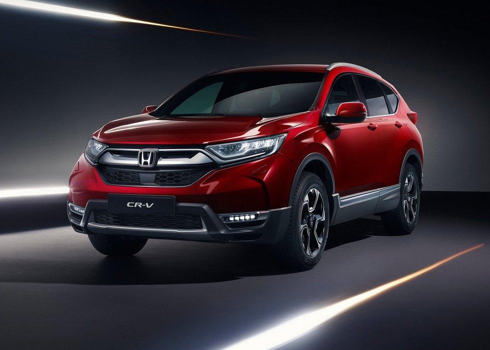 The 2019 Honda CR-V