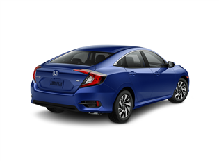 2018 New Civic SE