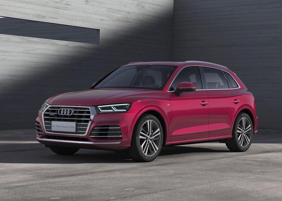 The 2019 Audi Q5