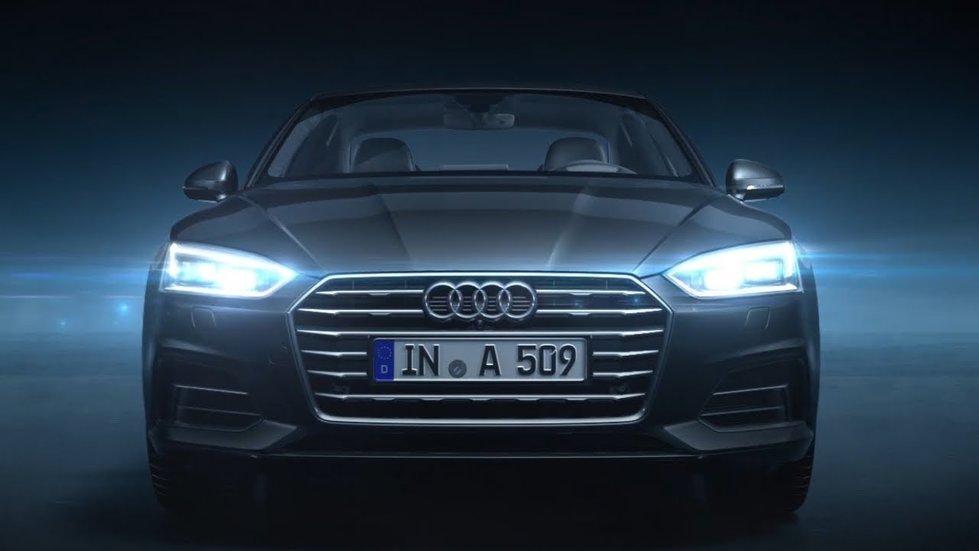 The 2019 Audi A5