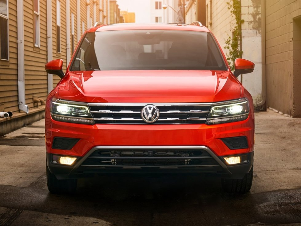 2018 Volkswagen Tiguan: All the Space You Could Ever Need