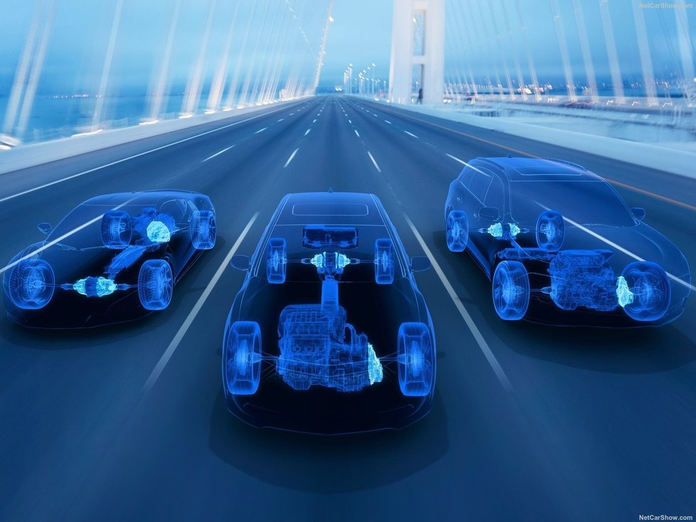 Hybrid Technology Improves Performance with Acura's Sport Hybrid SH-AWD System
