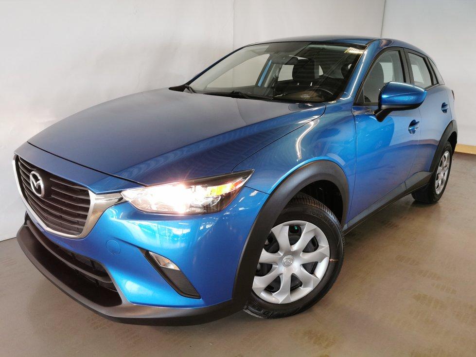 2016 Mazda CX-3 GX DEMARREUR BT CAMERA