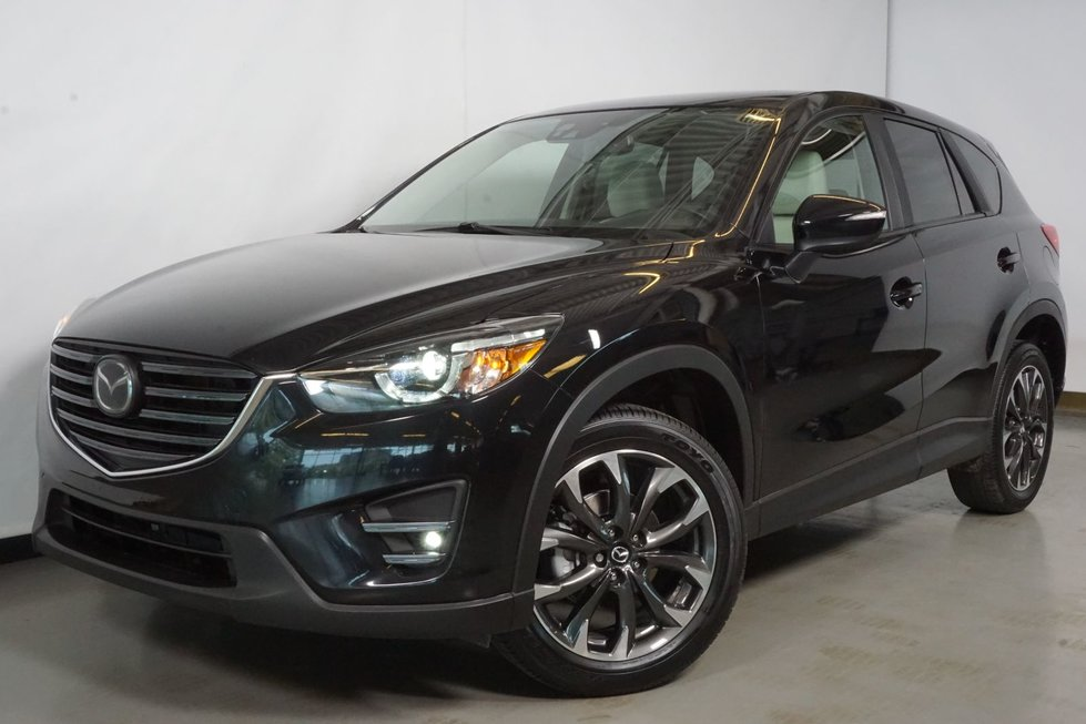 2016 Mazda CX-5 GT TECH AWD TOIT CUIR GPS