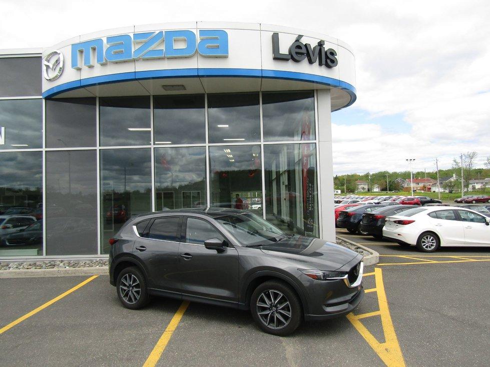Mazda CX-5 GT Tech Cuir Toit GPS 2017