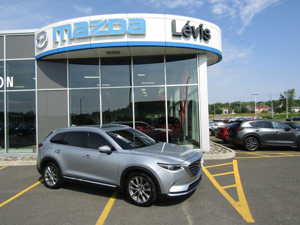 2017 Mazda CX-9 Signature 7 Passagers, GPS, Toit Ouvrant