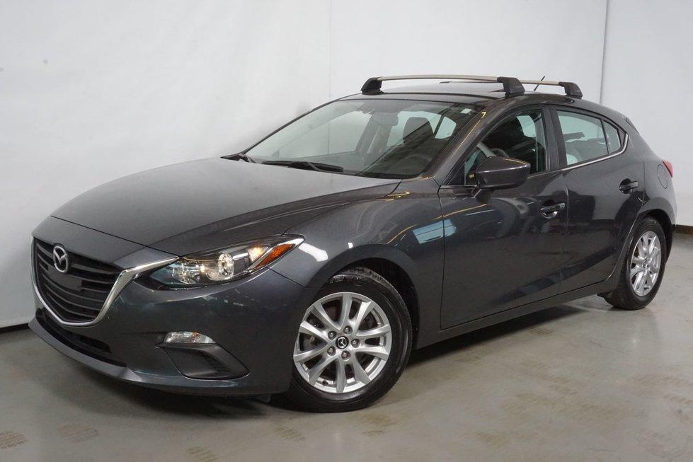 2016  Mazda3 Sport GS TOIT SIEGE CHAUFFANT