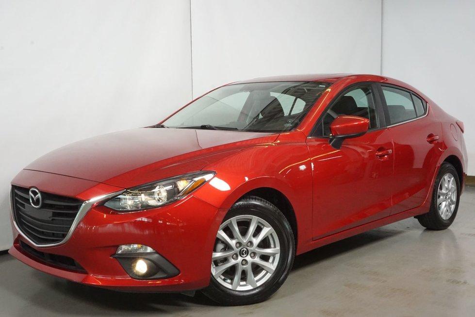 Mazda3 GS TOIT GPS SIEGE CHAUFFANT 2015