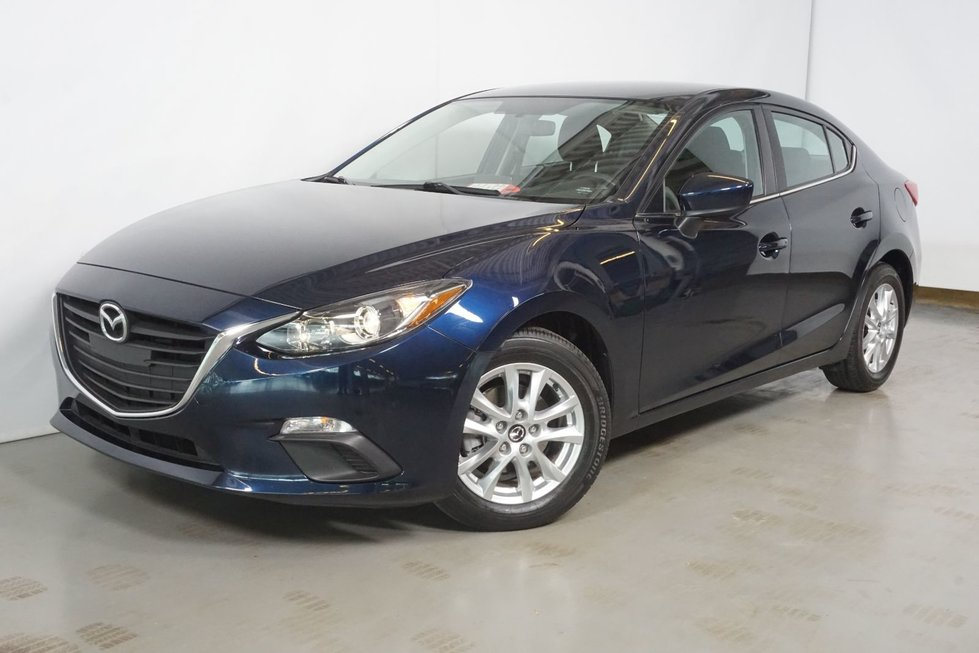 2015  Mazda3 GS MAG CAMERA BLUETOOTH