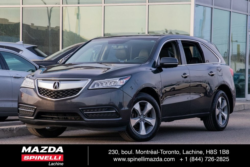 2015 Acura MDX CUIR AWD TOIT OUVRANT PROPRE