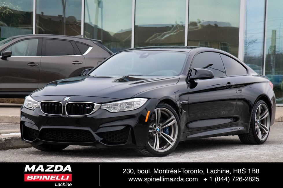 2015 BMW M4 COUPE FULLY OPTIONED