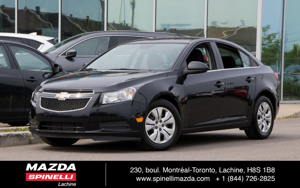 Chevrolet Cruze 1LT BLUETOOTH 2014