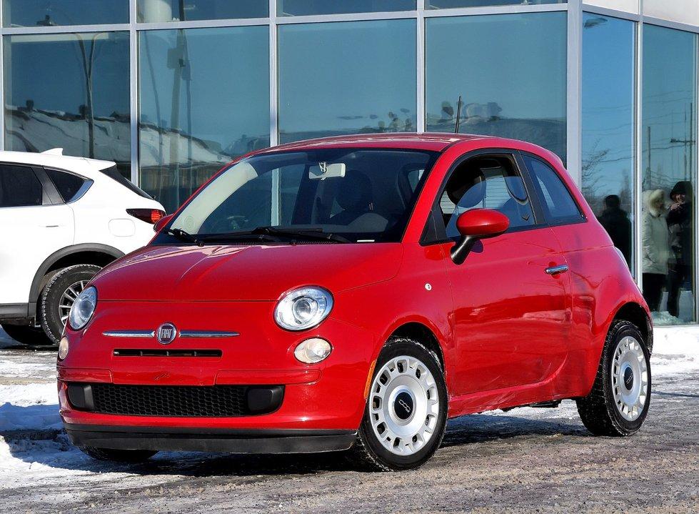 Fiat 500 Pop TRÈS POPRE 2013