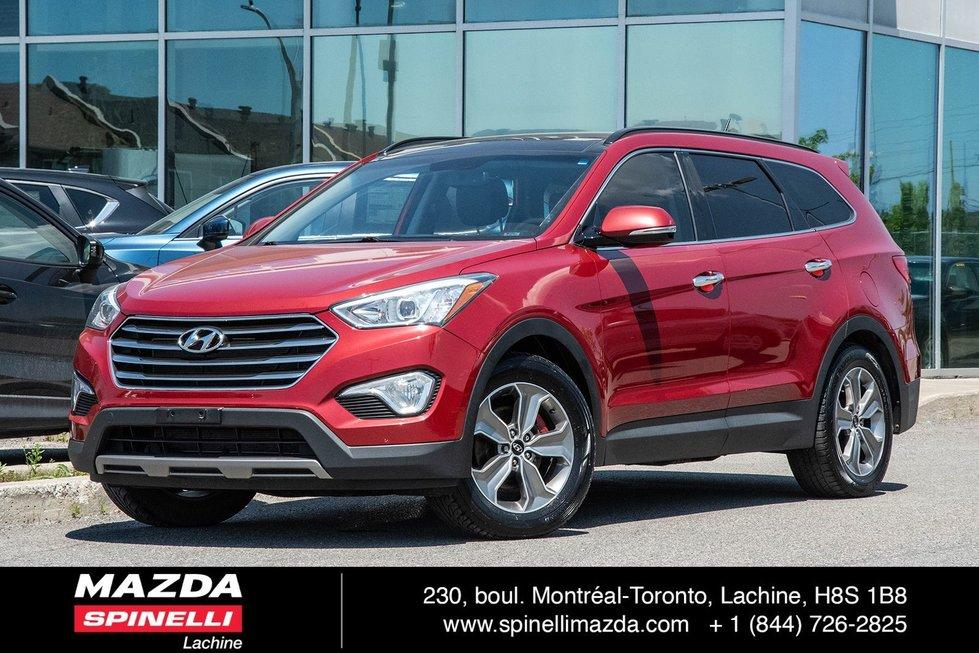 Hyundai Santa Fe Luxury 2013