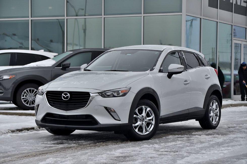 Mazda CX-3 GS TRES BAS KM 2016
