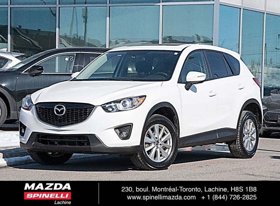 Mazda CX-5 GS FWD BLUETOOTH 2015