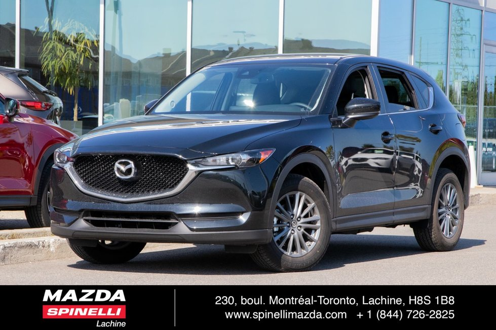 Mazda CX-5 GS AWD BLUETOOTH 2018