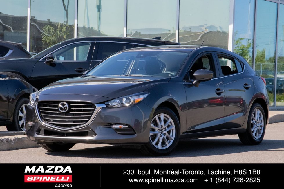 Mazda3 Sport GS SPORT AS NEW! 2018