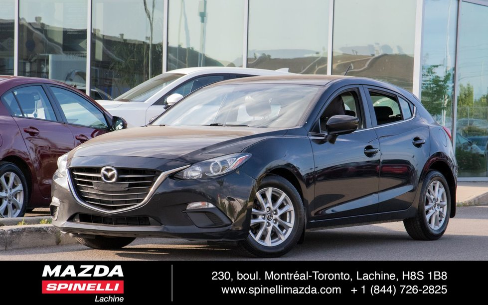 Spinelli Mazda Pre Owned 2014 Mazda Mazda3 Gs Sky Sport Bluetooth