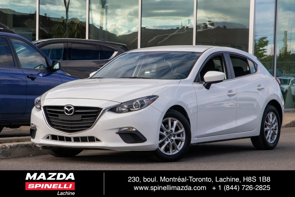 Spinelli Mazda Pre Owned 2014 Mazda Mazda3 Gs Sky Sport Hatch In