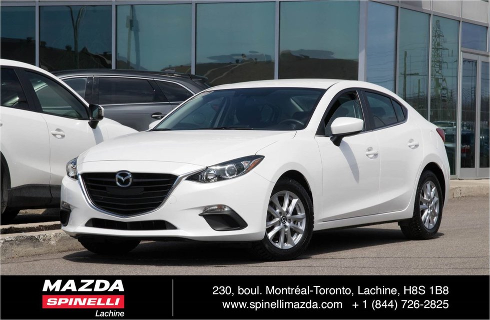 Mazda Mazda3 GS AUT BLUETOOTH 2015