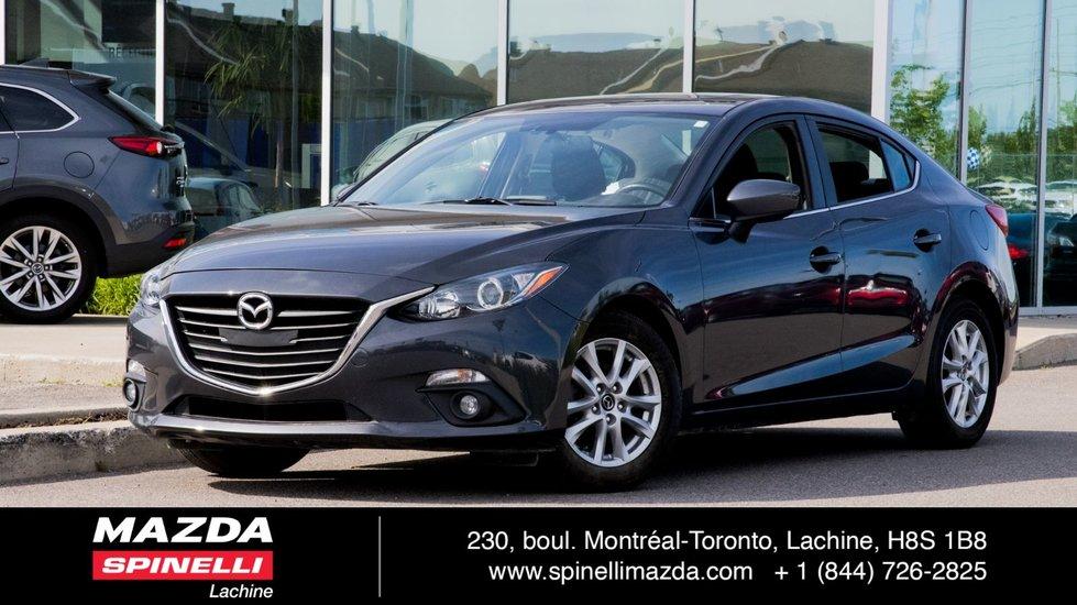 Mazda Mazda3 GS TOIT 6 SPEED 2015