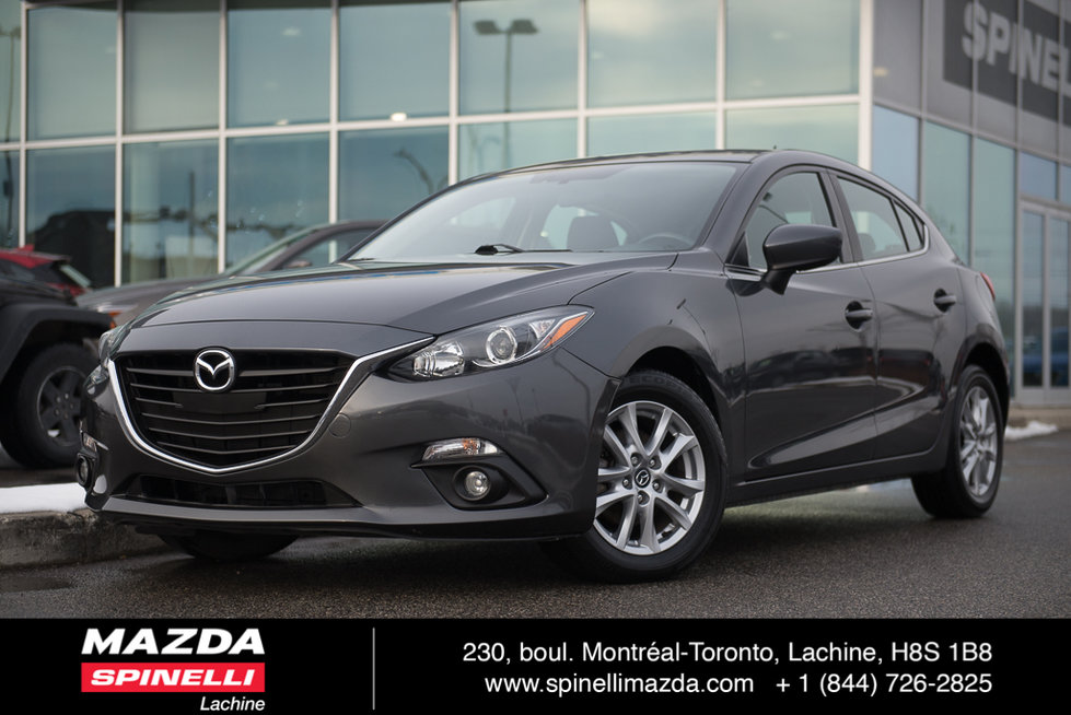 Mazda3 GS SPORT 2015