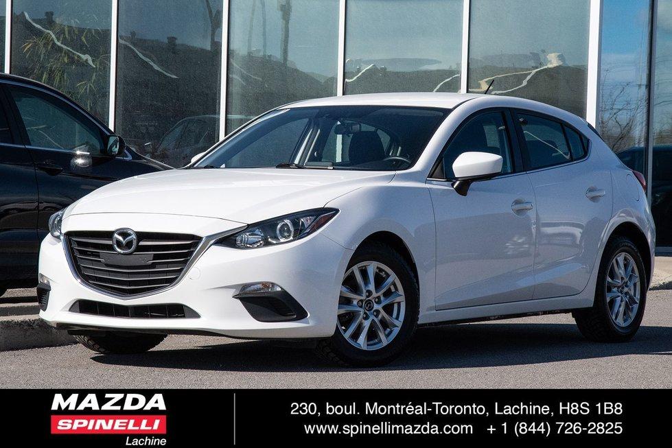 Mazda Mazda3 GS SPORT AUTO BLUETOOTH 2015