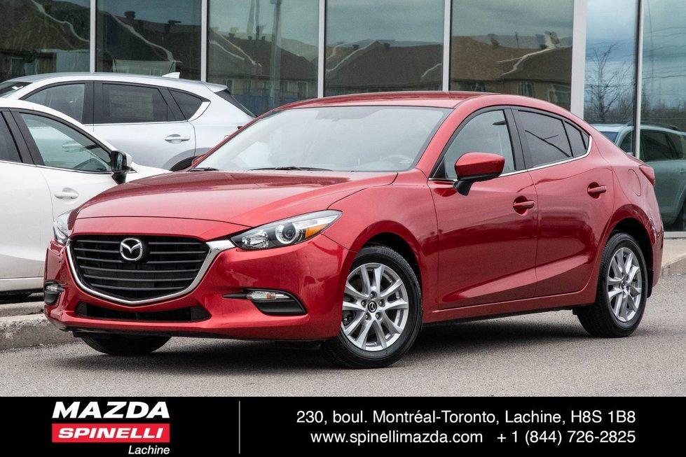 2017  Mazda3 SE CUIR MAG