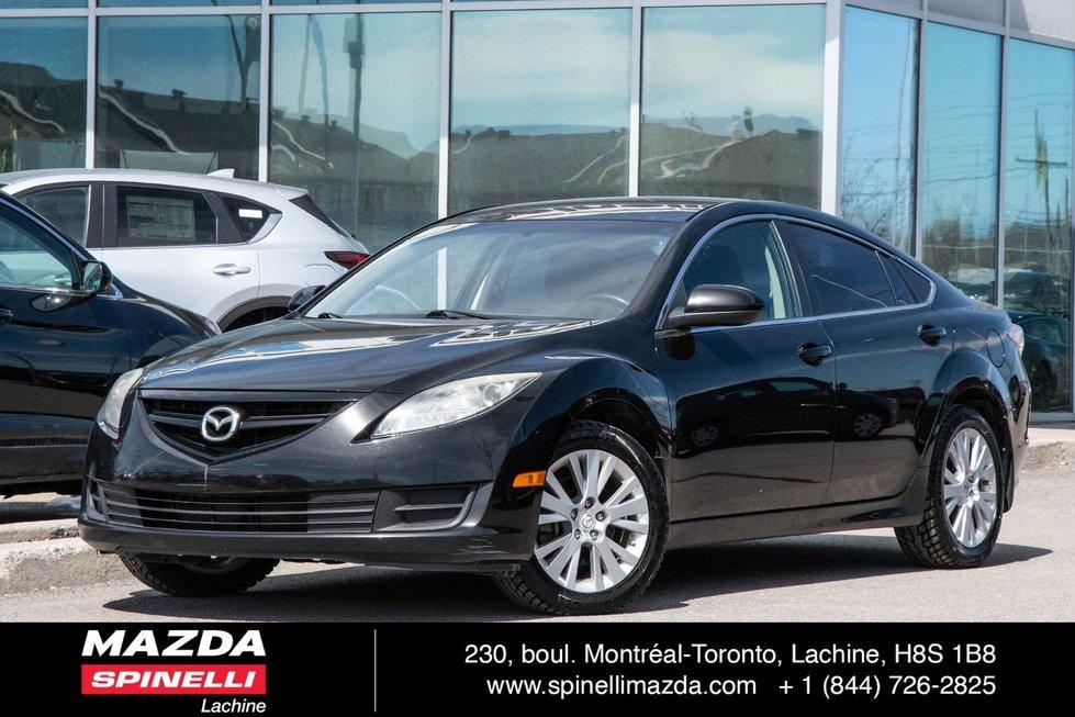 Mazda Mazda6 GS 6 VITESSE 2010