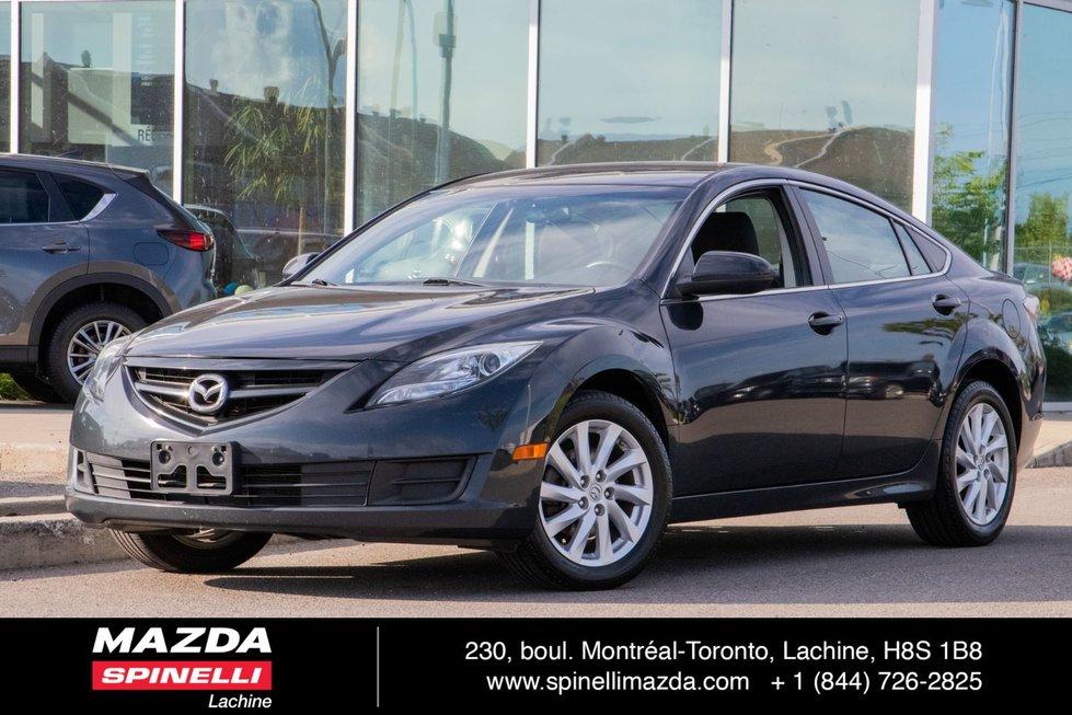 2013  Mazda6 GS A/C AUTO BLUETOOTH