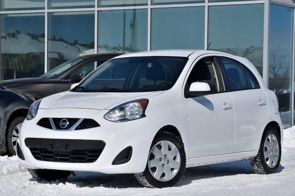 Nissan Micra SV A/C TRÈS PROPRE 2015