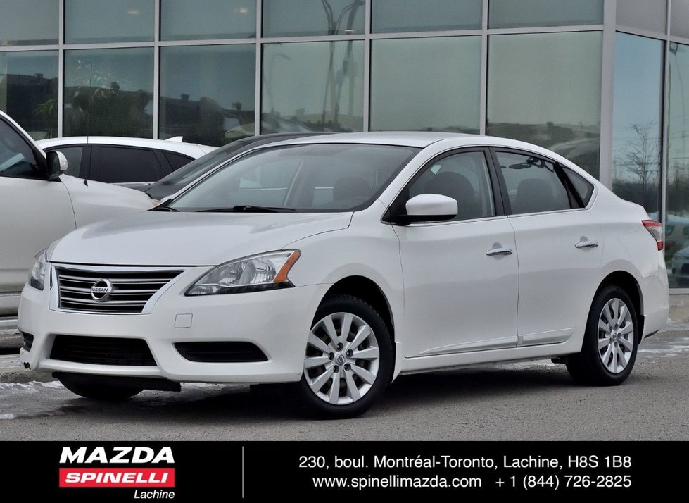 2014 Nissan Sentra S - A/C BLUETOOTH CRUISE