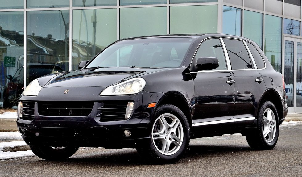 2009 Porsche Cayenne V6 FULLY DETAILED A+ CONDITION