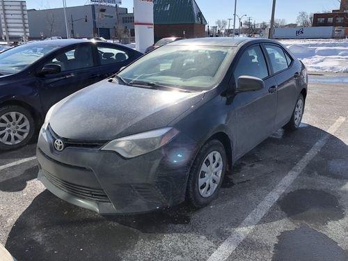 Toyota Corolla CE  UN PROPRIÉTAIRE 2015