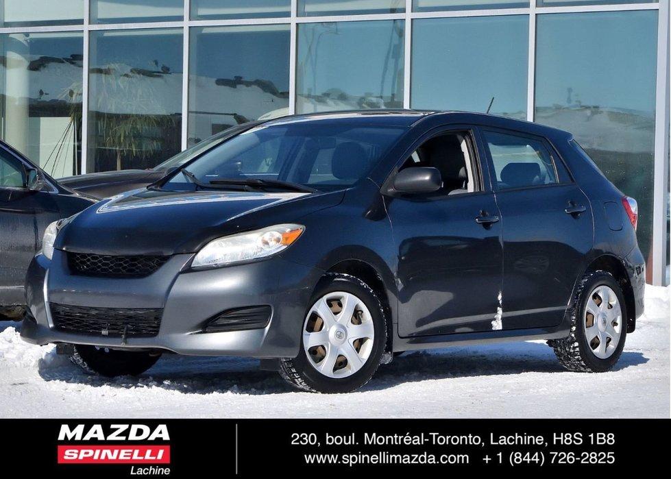 Toyota Matrix LE 2 SET PNEU SUR JANTES 2009